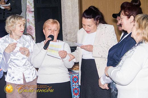 Фотография музыкального номера на 17 годовщине церкви Сила Любви в Киеве