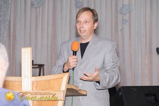 Фото поздравление Павла Левченко на 17 годовщине в Киеве
