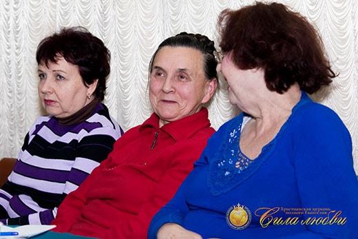 Веселая атмосфера на клубе здоровья в Киеве 18.11.2017 фотография