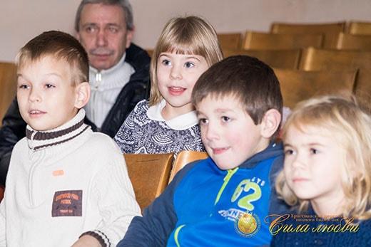 Детки случают песню Светланы Черныш фотография