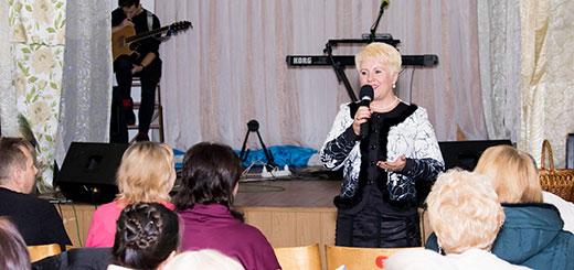 Воскресное служение 10.12.2017 в Киеве фотография