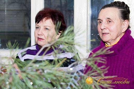 Дружеское общение на клубе здоровья 16.12.2017 в Киеве фото