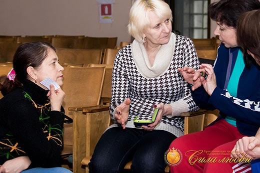 Обсуждение на клубе здоровья в Киеве 16.12.2017 фотография