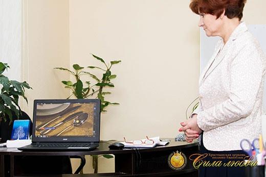 Правила этикета на женском клубе 23.12.17 в Киеве фото