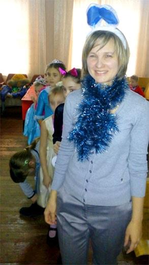 Игры на детском клубе 6 января фото