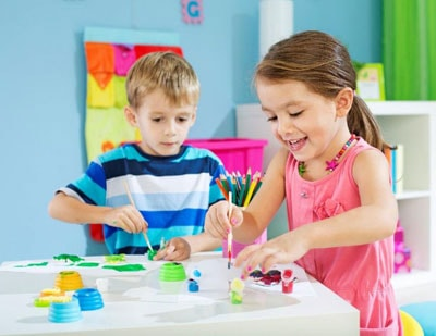 Детское творчество изображение