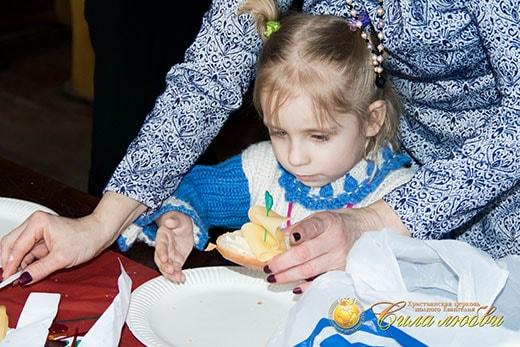 Бутерброд своими руками в детском клубе Величайшее путешествие 03.02.2018 в Киеве фото