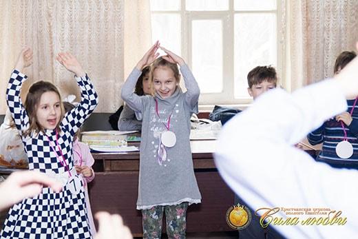 Весело на детском клубе 03.02.18 в Киеве фото