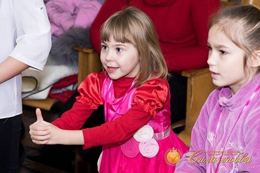 Детский клуб 03.02.2018 радость фото