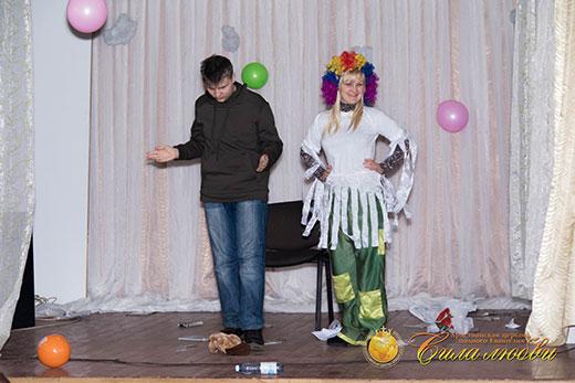 Спектакль Пригоди Миколки в детском клубе 03.02.2018 в Киеве фото