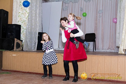 Конкурс танцев в детском клубе в Киеве 03.02.2018 фотография