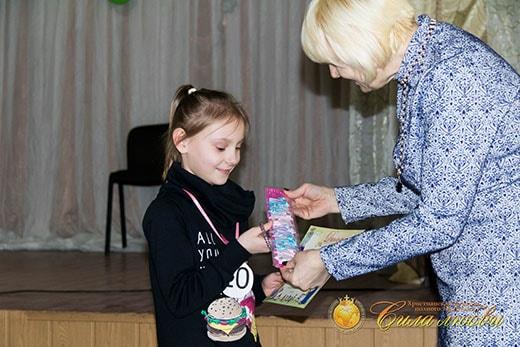 Победитель талантов в детском клубе 03.02.18 в Киеве фото