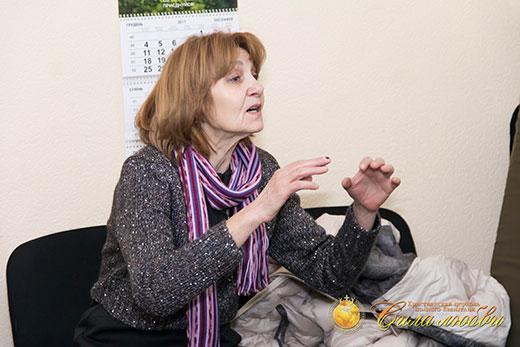 Обсуждение на женском клубе 27.01.18 в Киеве фотография