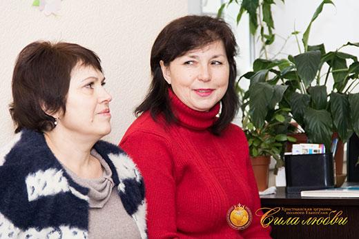 Истории на женском клубе Мир счастливой женщины 27.01.18 в Киеве фото