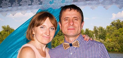 Свидетельство о спасении семьи Владимира и Лилии фото