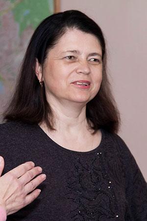 Антонина на клубе здоровья в апреле 2018 фото