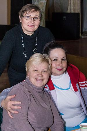 Команда на клубе здоровья в апреле 2018 фотография