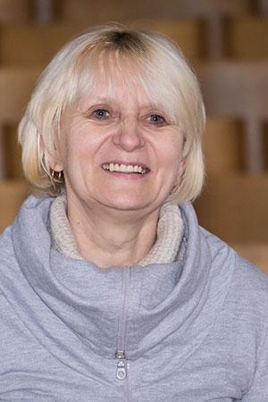 Валентина на клубе здоровья в Киеве 21.04.2018 фото