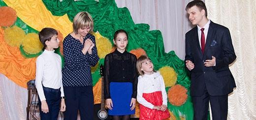 Фотоотчет воскресного служения 29.04.2018 в Киеве фотогалерея