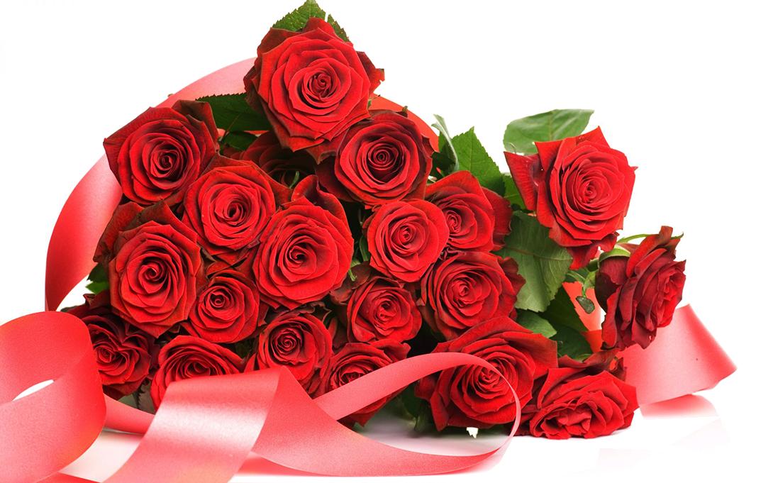 Букет красных роз пастору Наталье в День Рождения в 2018 картинка