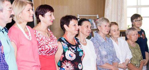 Фотоотчет воскресного служения 26.08.2018 в Киеве фото