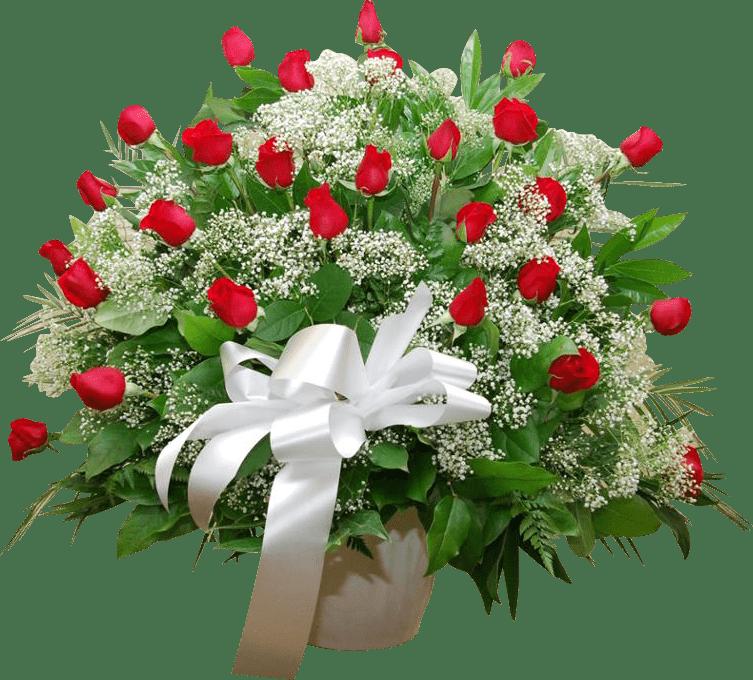 Букет цветов пастору Наталье в день рождения 13 мая 2019 картинка