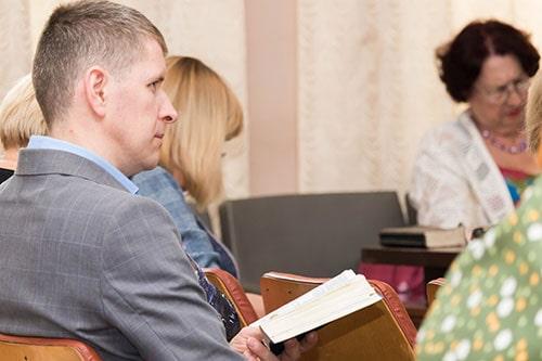 Отношения с Богом через Писание миниатюра