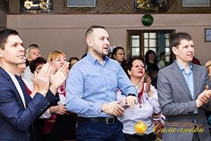 Праздничное рождественское богослужение 25.12.2019 в Киеве миниатюра