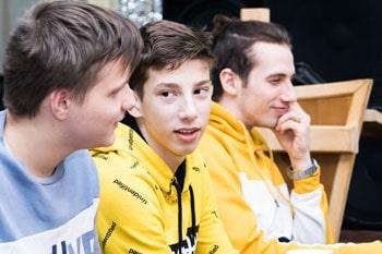 Ребята на молодежном клубе 12 января 2020 картинка